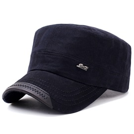 Hot Sale Casual Cotton Flat Men's Hats