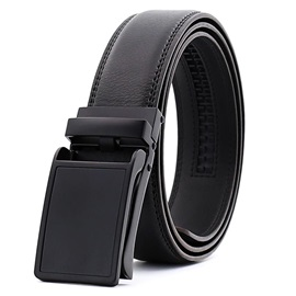 Men's Business Style Automatic Buckle Belt