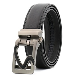 Classic Automatic Buckle Men's Belt