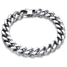 Korean Style Men's Titanium Steel Bracelet