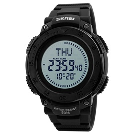 Outdoor Digital Movement Waterproof Student Sport Watch