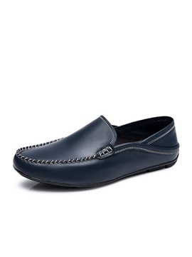 Thread Slip-On Men's Casual Shoes