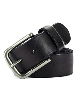 Vintage Style All Match Men's Leather Belt
