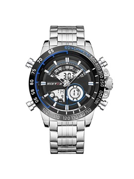 Waterproof Analog-Digital Dial Luminous Sports Men's Watch