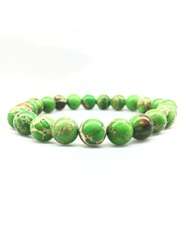 Hot Sale 8MM Bead Agate Men's Bracelets