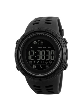 Hardlex Water Resistant Round Digital Men's Watches