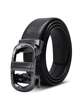 Fashion Nubuck PU Leather Men's Belts