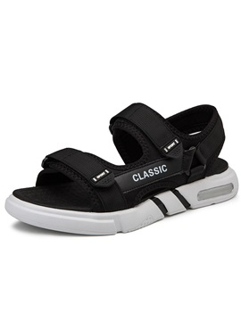 Open Toe Velcro Men's Sandals