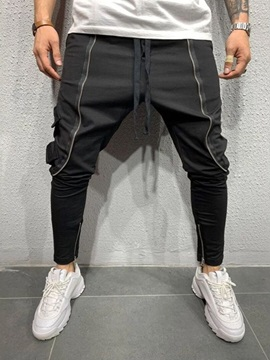 Baggy Pants Pocket Men's Casual Pants