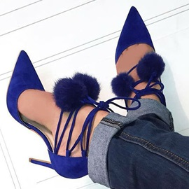 Cute Pointed Toe Stiletto Heels