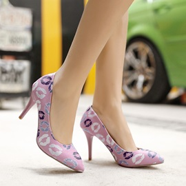 New Good-quality Colorful Stiletto Heels