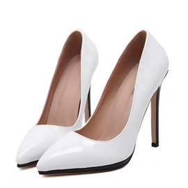 Color Block Stiletto Heel Classic Pumps