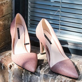Pointed Toe Slip-On Women's Pumps