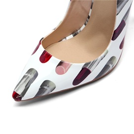 Slip-On Pointed Toe Customized Pumps