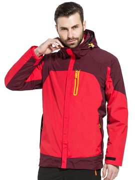 Anti-Friction Lightweight Two-Piece Men's Outdoor Jacket