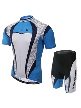 Polyester Basic Cycle Jersey And Tights