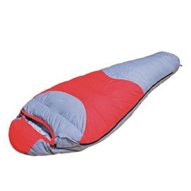 Color Block Outdoor Mummy Sleeping Bag