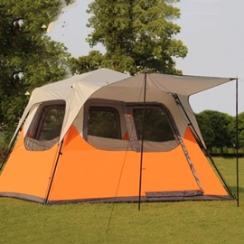 5-8 Person One Room Pop-Up Tent