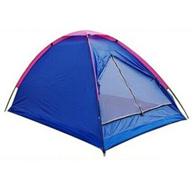 2-Person 190T Polyester Camping Tent