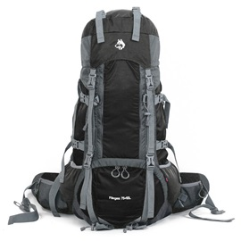 Top Quality Nylon Letter Hiking Daypack
