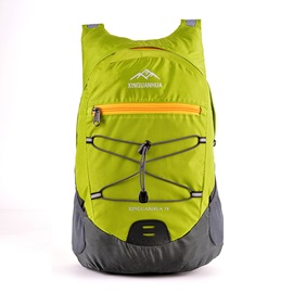 Portable Waterproof Ventilate Nylon Travel / Cycling Backpack