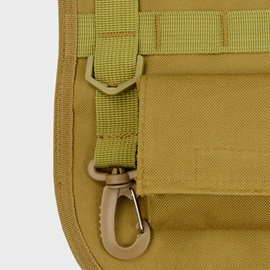 Unisex Oxford Clutch Bag Army Bags