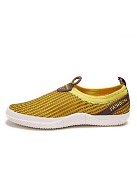 Breathable Mesh Slip-On Men's Casual Shoes