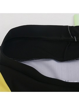 Polyester Full-Zip Quick-Drying Bike Outfit