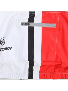 Color-Block Cycle Jersey And Bib Shorts