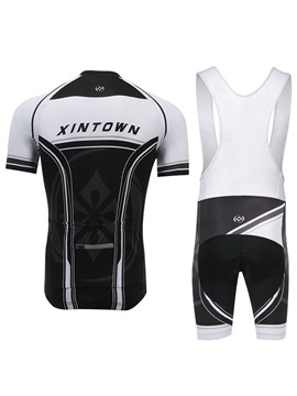 Summer Fast-Drying Cycle Jersey And Bib Shorts