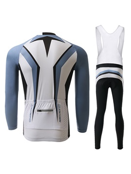 Windproof Fleece Winter Men's Basic Cycling Outfit