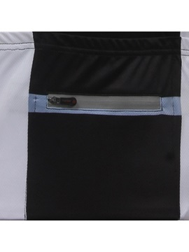 Polyester Back Pockets Cycling Jersey And Shorts