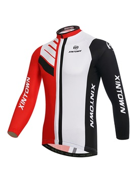 Streamlined Design Men's Bike Jersey