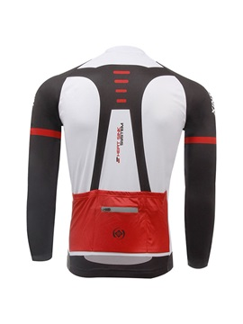 Polyester Winter Long-Sleeve Fleece Jersey
