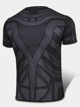 Lycra Black Men's Cycle Jersey