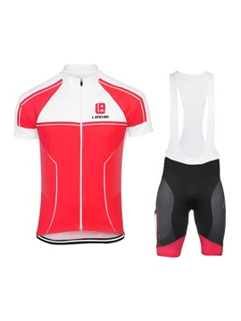 Polyester Center-Front  Cycle Outfit