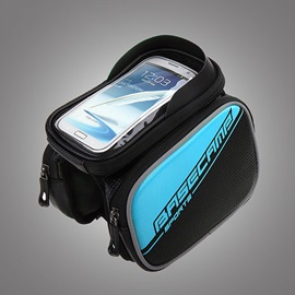 Portable PU Bike With Touch Screen Bag