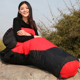 320T Nylon Thermal Mummy Sleeping Bag