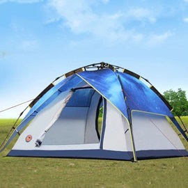 3-4 Person Family Hiking Tent