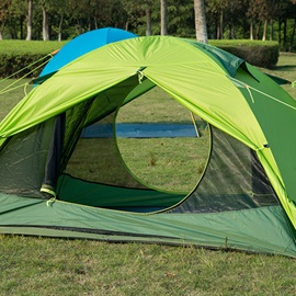 Durable 2 Person Windproof Easy-Up Tent