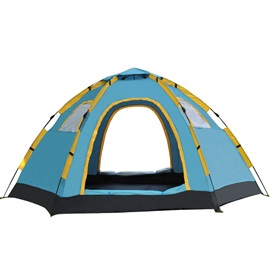 5-8 Person Folding Camping Tent