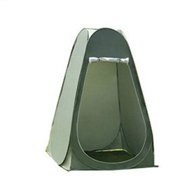 Waterproof 190T PU Outdoor Dressing Tent