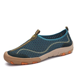 Mesh Thread Slip-On Outdoor Shoes