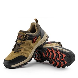 Breathable Suede Skid Resistance Hiking Shoes