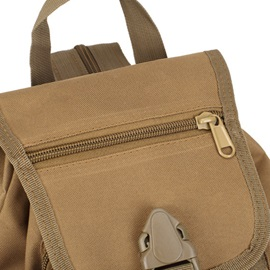 Oxford Backpack Unisex Army Bags