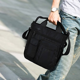 Polyester Thread Plain Travelling Backpack