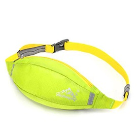 Fashion Pure Color Waist Bag