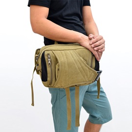 High-Capacity Sports Waist Pack
