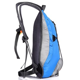 Comfortable Nylon Mountaineering Bag With Graphic Letter