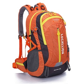 Fashion S Shape Straps Mountaineering Bag